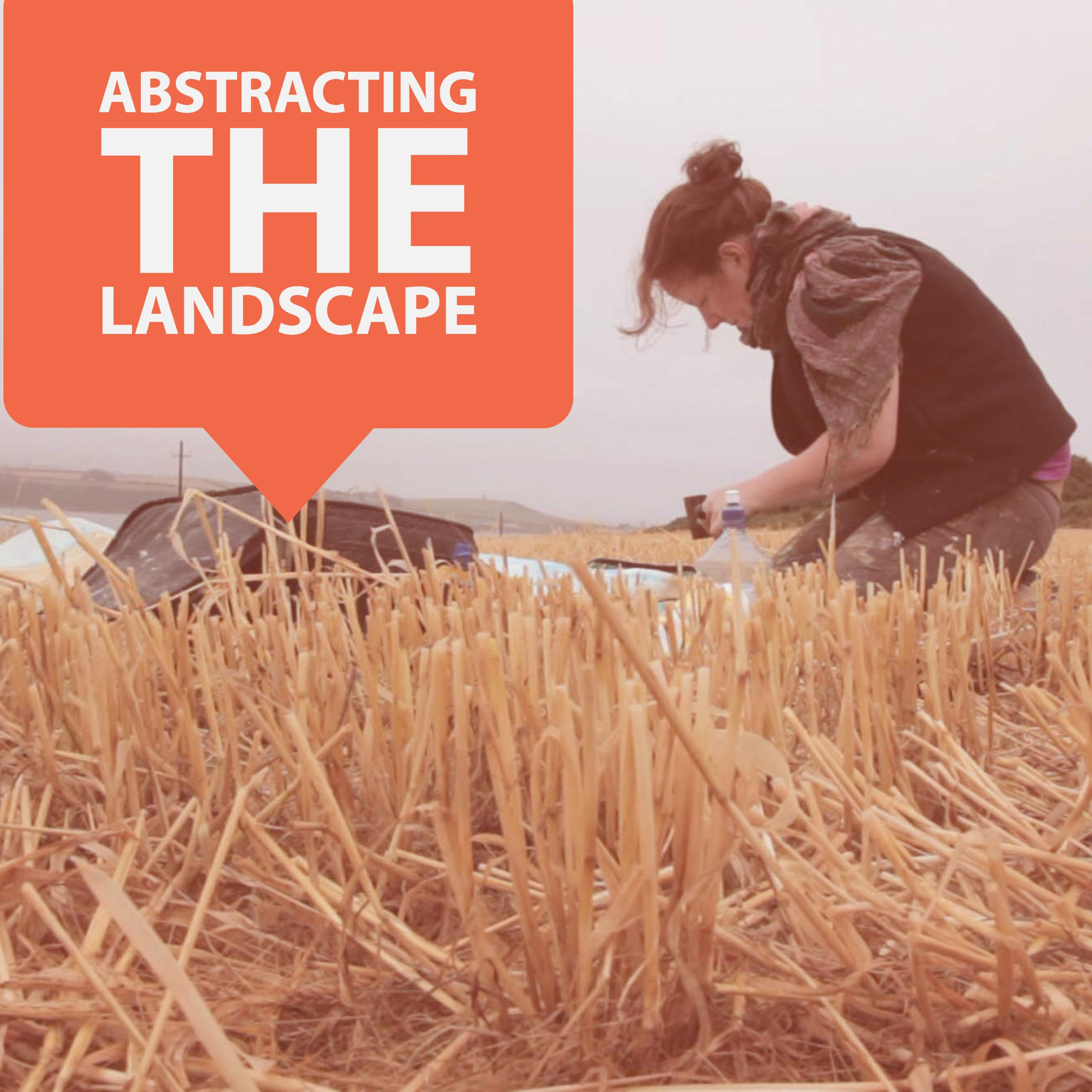 Abstracting the Landscape, Cork City, 8-9 April