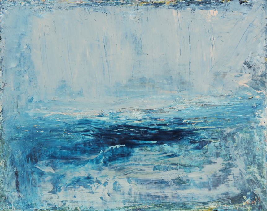 'The Waves - Keeping the World at Bay'