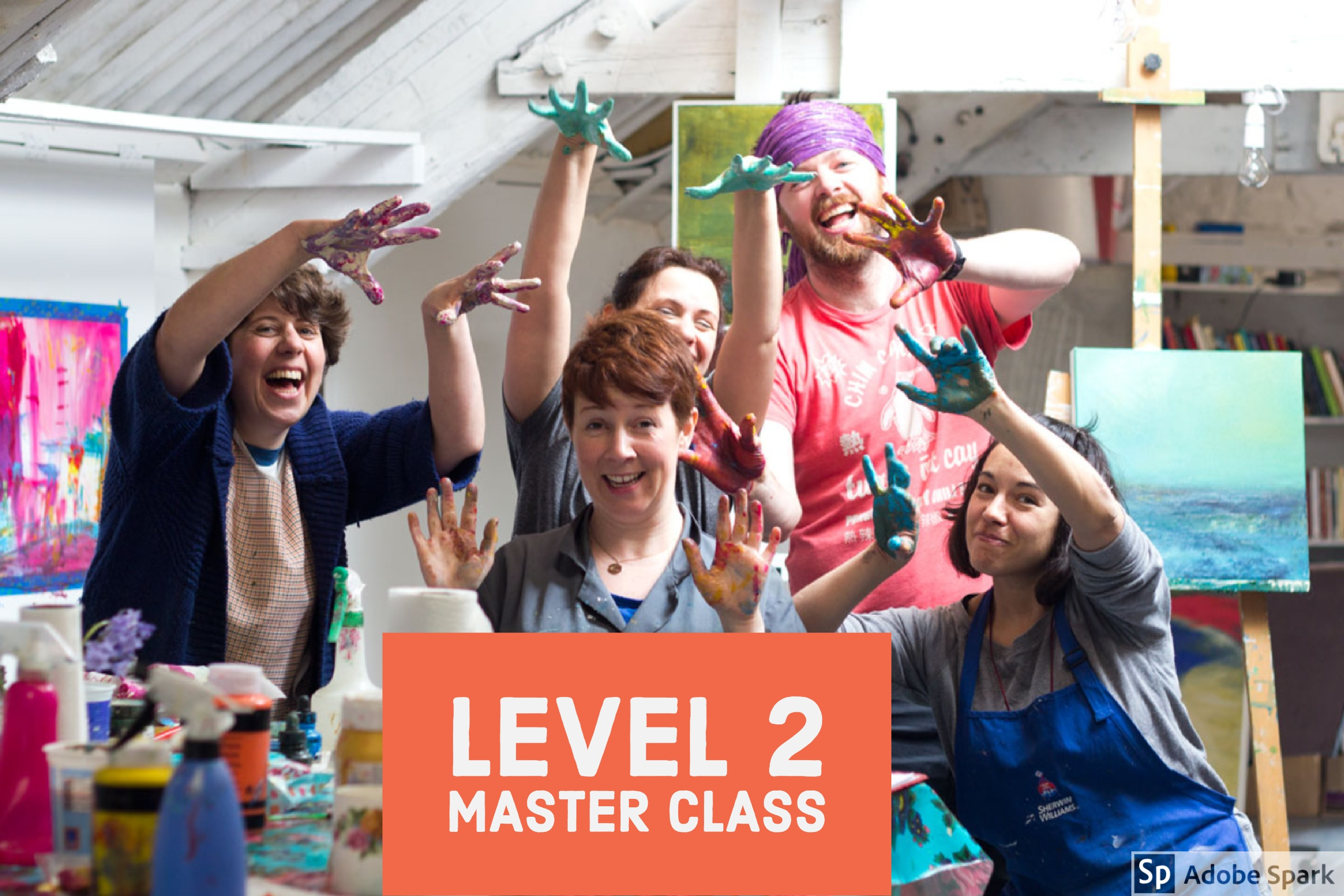 Level 2: 3 Day Follow On Workshop, 25th, 26th & 27th September 2020, Cork