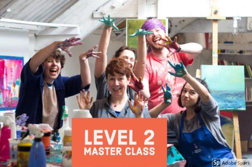 Level 2: 3 Day Master Class, Sligo - 20, 21 & 22 July
