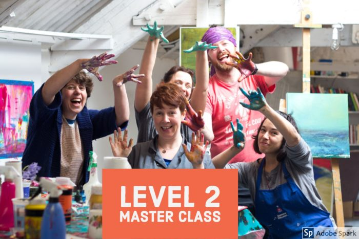 Level 2: 3 Day Follow On Workshop, 24th, 25th & 26th July 2020, Sligo