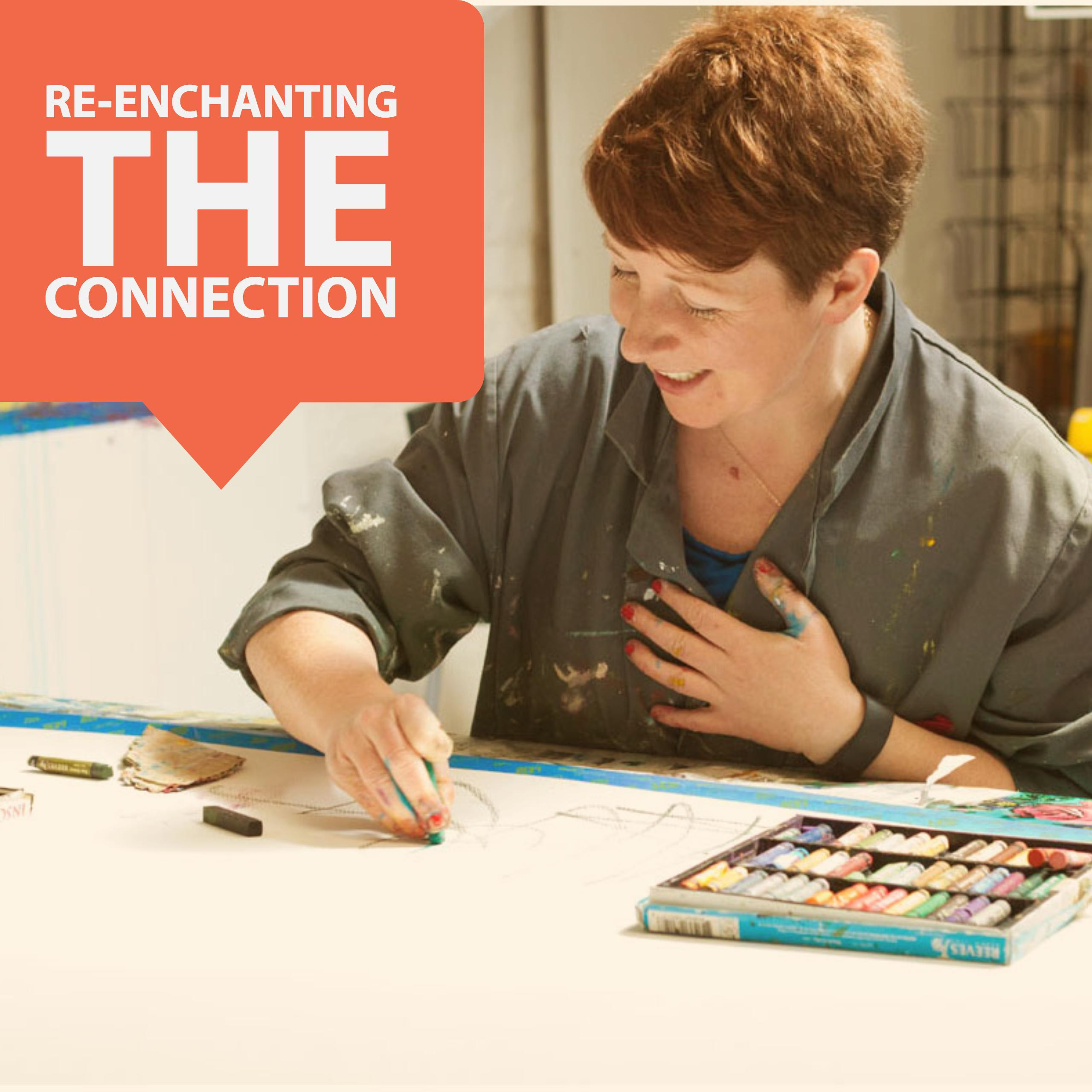 Re-Enchanting the Connection, Dublin, 13-14 May