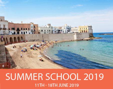 Summer School Italia 2019 ** Deposit**